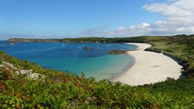 Great Bay, St Martins. One of the most beautiful beaches in the world